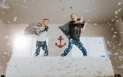 Jakie potrzeby ruchowe mają dzieci w wieku 8-9 lat?