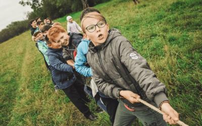 Potrzeby ruchowe małych dzieci: od pięciu do siedmiu lat