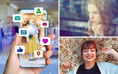 Media społecznościowe a poziom szczęścia